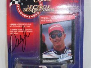 Dale Earnhardt Jr  Autographed