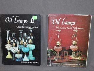 Oil lamp Books Vol  1 2