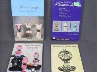 Miniature Oil lamp Books  4