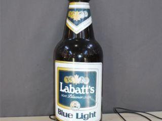 labatts Blue light Advertising light