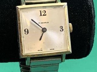 Vintage Gisiger Greder Son Watch