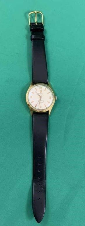 Vintage Buren Rotowind Watch