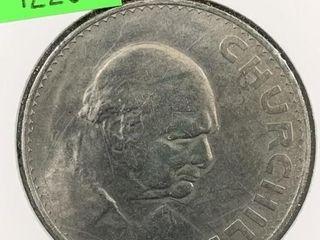 1965 Crown Coin