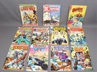 9 Western Comic Books