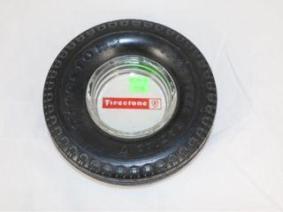 Firestone Tire Ashtray