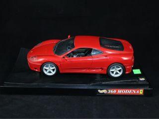 Ferrari 360 Modena Diecast Car
