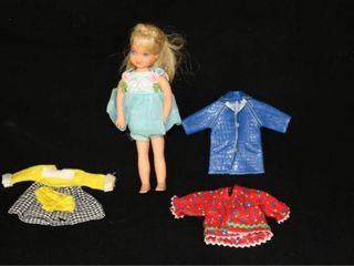 1960 Tutti Doll