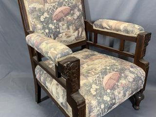 Parlor Arm Chair
