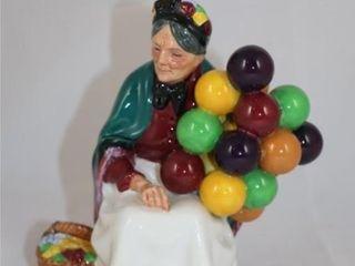 Royal Doulton The Old Balloon Seller