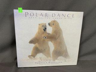 Polar Dance Born of the North Wind Book