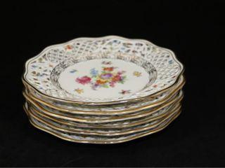 6 Bavaria Plates