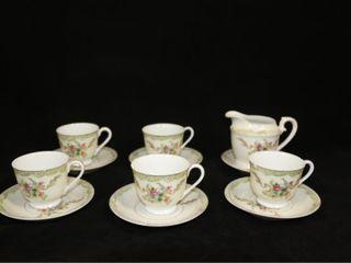 12 piece Tea Set