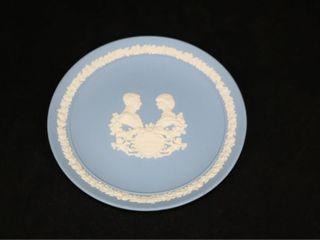 Wedgewood Royal Birth 1982 Plate