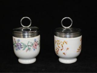 Royal Worchester Jars