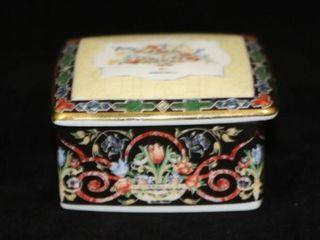 Wedgewood Jewelry Box