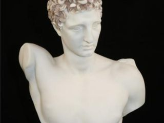 Alabastar Bust