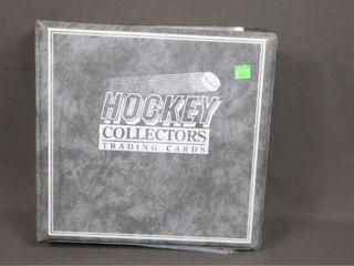 lot of Upper Deck 94 95 Hockey Cards