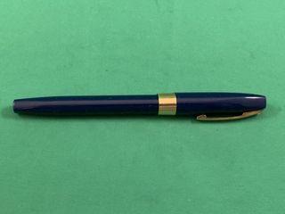 Sheaffer White Dot  lifetime  Cartridge Pen
