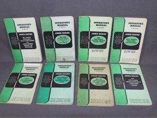 lot   John Deere Manuals