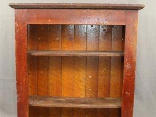 Medicine Cabinet in Original Finish