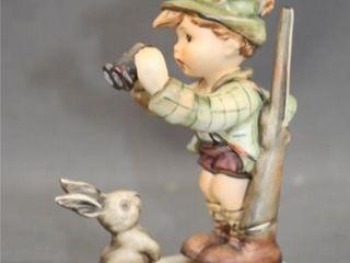 Vintage W Germany Hummel Goebel  Good Hunting