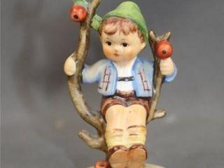 Vintage W Germany Hummel Goebel  Apple Tree Boy