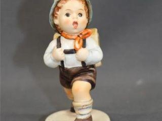 Vintage W Germany Hummel Goebel  School Boy