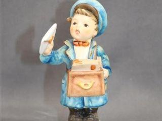 Vintage W Germany Hummel Goebel  The Postman