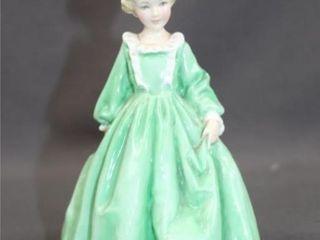 Royal Worcester  Grandmother s Dress