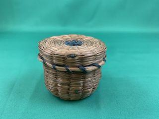 C1920 Miniature Native American Basket