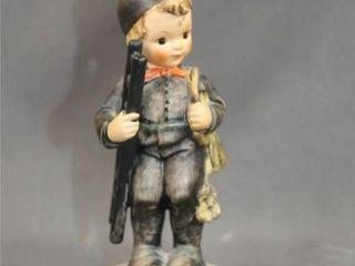 Vintage W Germany Hummel Goebel  Chimney Sweep