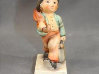 Vintage W Germany Hummel Goebel  Merry Wanderer