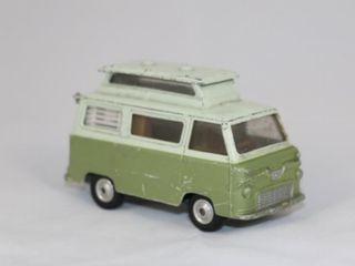 Vintage Diecast Toy Corgi Ford Caravan