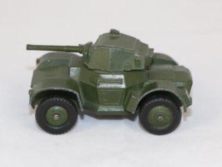 Dinky Toys Military Armoured Car  670