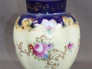 Vintage Royal Nippon Ginger Jar