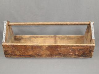Early Pine Tool Tote