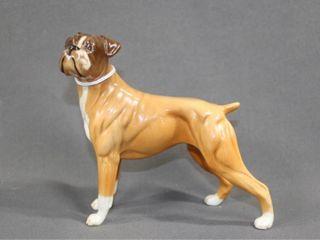 Beswick Fawn Boxer Figurine