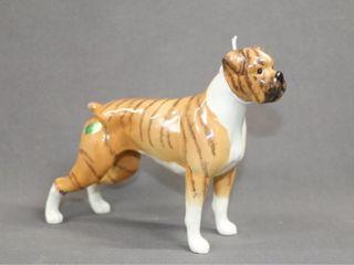 Beswick Boxer Figurine w Sticker