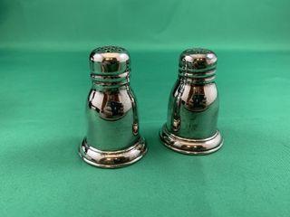 Vintage Birks Sterling Silver Salt and Pepper