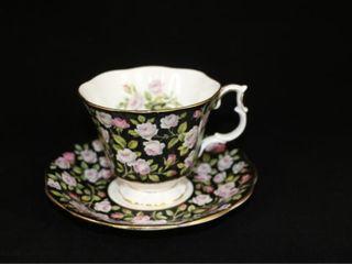 Royal Albert Alton Cup and Saucer