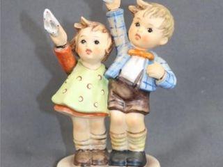 Vintage West Germany Hummel Goebel  Auf Wiedershen