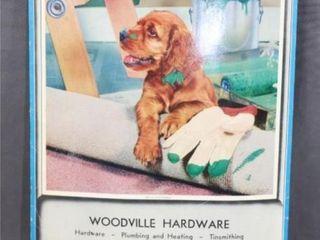 1958 Calendar WOODVIllE HARDWARE PHONE 40W