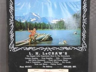 1965 Calendar le CRAWS DEPARTMENT STORE NORlAND