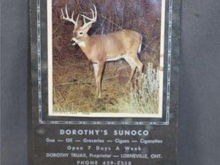 1975 Calendar DOROTHY S SUNOCO lORNEVIllE