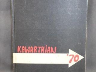 1970 F  F S S  Infamous Yearbook w Notorioius