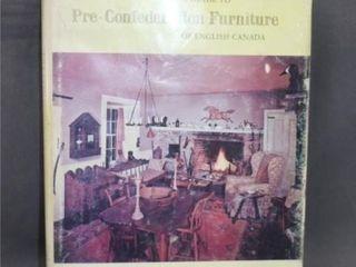 1967 Preconfederation Furniture English Canada