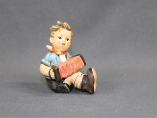 Vintage West Germany Hummel Goebel  Boy with