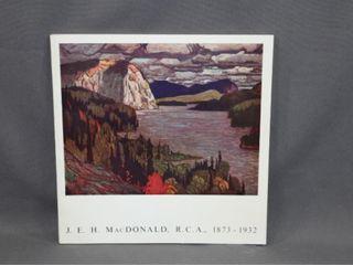 1965 J E H  MacDonald R C A  1873 1932 National