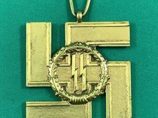 SS long Service Award Medal