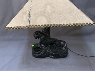 Panther lamp